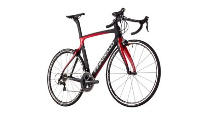 "Pinarello Gan S - Ultegra - Black Red ""239"" - 46,5cm"