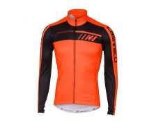 Castelli Velocissimo 2 Jersey FZ-Orange/Black-L