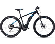 "CUBE REACTION HYBRID RACE 500 - 21""  Black'n'blue"