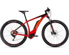 "CUBE REACTION HYBRID RACE 500 - 17""  Red'n'black"