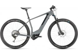 "CUBE ELITE HYBRID C:62 SL 500 2019 - 17"" 29  Grey'n'Black"
