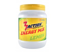 3Action Energy Mix 500gr - Lemon