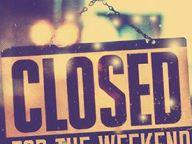 gesloten op vrijdag 21 en zaterdag 22 juli!!